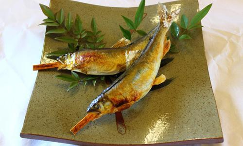 塩焼き【串付き】|有限会社 岩崎商店|美味追求・阿波の鮎2
